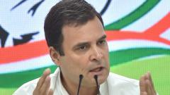 Cong assessment shows BJP will lose; see a scared PM unable to face opposition onslaught: Rahul Gandhi