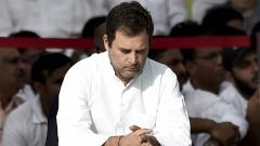 Widespread speculation over Rahul's plans