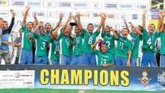 Saidan Secondary School are Subroto Cup champions