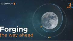 Orbit of Chandrayaan-2's lander lowered, one step closer to Moon landing