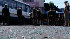 One dead, 32 injured in grenade attack in Jammu bus stand