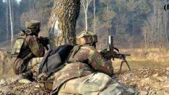 Army major, militant killed, another officer and 2 jawans injured in Kashmir encounter