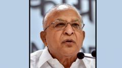 Veteran Cong leader Jaipal Reddy passes away