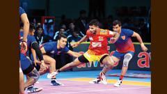 Dabang Delhi draws against Gujarat