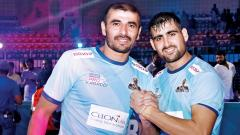 Rahul Chaudhari revels in Ajay's presence