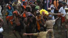 Heavy rush at Sabarimala, hartal in Kerala against preventive detention