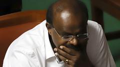 Amid crisis, Kumaraswamy announces he will seek trust vote