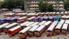 BEST strike: Office-goers hit hard, Maha govt invokes MESMA