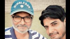 Nitesh took Tahir for a walk to IIT-Bombay