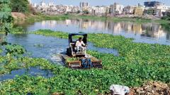 Citizens gear up to clean river