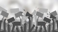 60k unaided school teachers on agitation