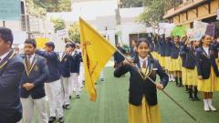 Crescent School holds National Unity Day