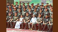 Gallantry Awards presented to bravehearts