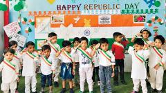Lexicon Kids Baner celebrates Republic Day