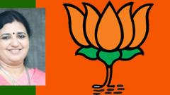 Misal is first woman to head BJP city unit