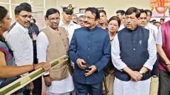 Maha Guv inaugurates BHAU centre at SPPU