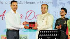 Music concert held for Armed Forces at AFMC