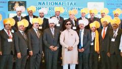 National tax conference concludes in the city