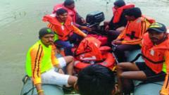 Over 2.85 lakh people rescued in Pune division