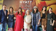 Panel discussion on 'Compassion Between Women' held at Hyatt
