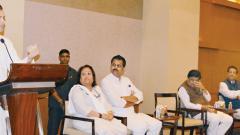 Rahul Gandhi was diplomatic, say students