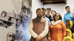 Restored Jayakar bungalow at NFAI inaugurated