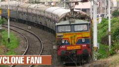 Rlys will carry relief to the stricken states