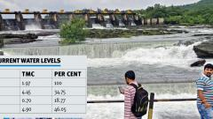 Water released from Khadakwasla dam