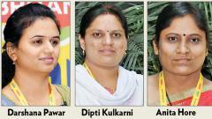 Three aspiring women entrepreneurs win Rs 10 lakh