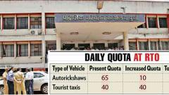 RTO increases daily quota for issuing fitness certificate