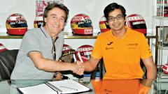 Arjun Maini makes return to F2