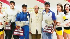 Chennai's Karthik, Raghul claim Euro, LGB-4 titles