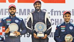 Volkswagen parties as Dhruv wins coveted ITC crown