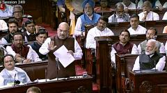 RS approves resolution on J&K
