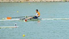 Sagar Ghuge in action