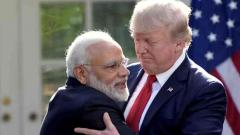 Trump 'looks forward' to visiting India: US official