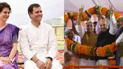LokSabha 2019: Clash of titans on cards in fifth phase polling in UP