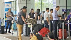 Pune airport using pvt water tankers