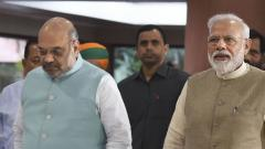 Shah credits PM Modi for taking yoga to the world