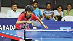 Aratrika Biswas completes a treble