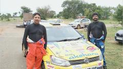 Shivram clinches surprise lead; Gill crashes