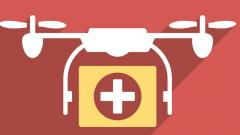 Could drone delivery replace green corridors for organ transportation?