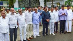 Bid to pacify rebels and save government