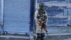 Situation peaceful in Kashmir valley, normal life continues to remain hit