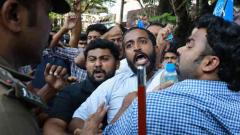 Widespread violence in Kerala during shutdown over Sabarimala