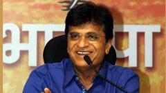 History repeats itself as Shiv Sena opposes BJP's  MP Kirit Somaiya