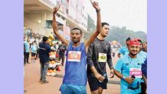 Debebe wins 33rd Pune Marathon