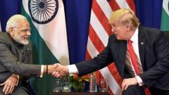Trump's Kashmir mediation comment triggers massive political row