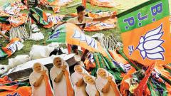 BJP may not be able to swing majority in more than seven states