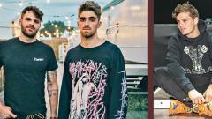 The Chainsmokers & Martin Garrix to headline Sunburn 2019